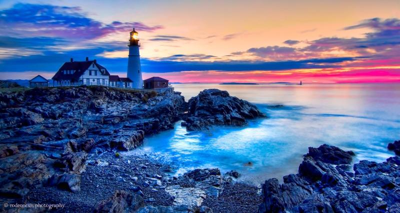 Portland Headlight, Cape Elizabeth, ME