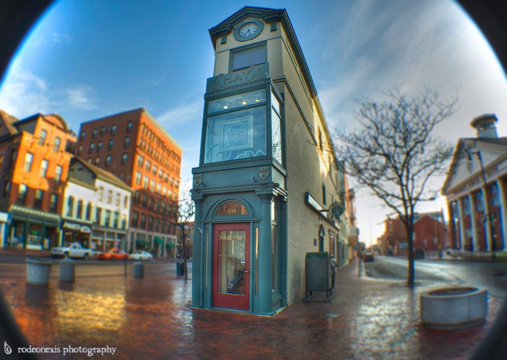 HH Hayes Building, Portland Maine